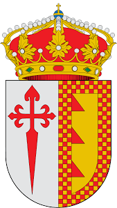 Coat of Arms El Rubio Andalucia Sevilla