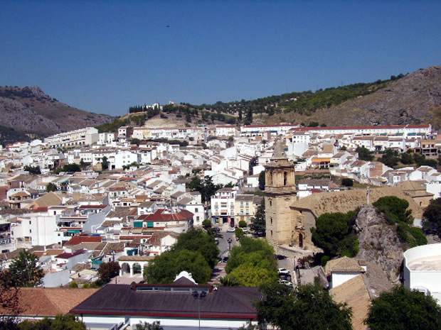 Luque Cordoba Andalucia Landscape of the town