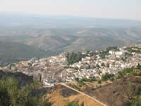 Archidona Andalucia view