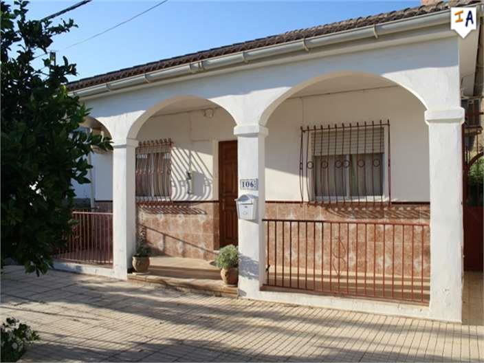 4 Bedroom Villa in El Saucejo