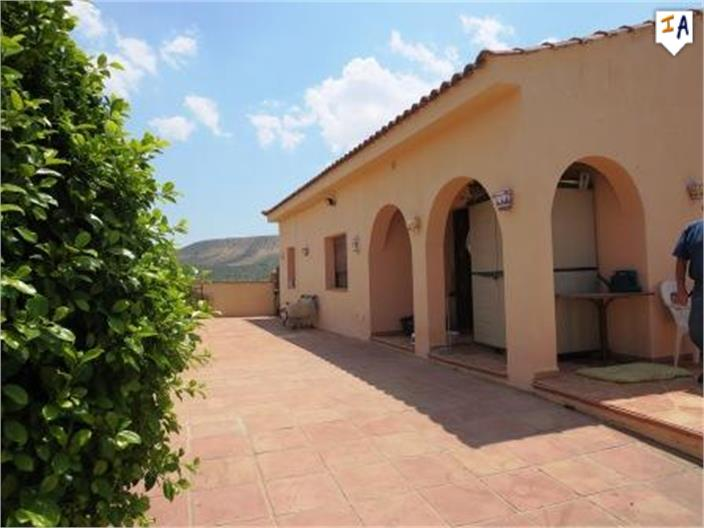 3 Bedroom Villa in El Saucejo